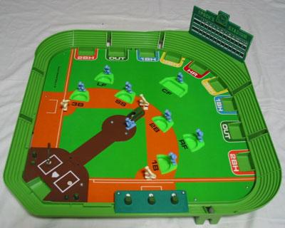 野球盤ミュージアム Yakyuban Museum エポック社 野球盤AM型